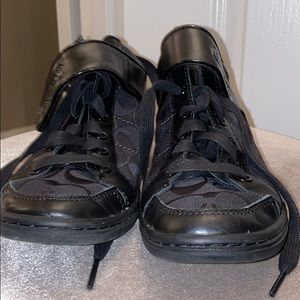 Coach Sneakers in Black Size 7M